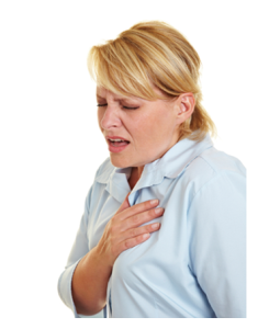 Болит желудок после еды отдает в спину