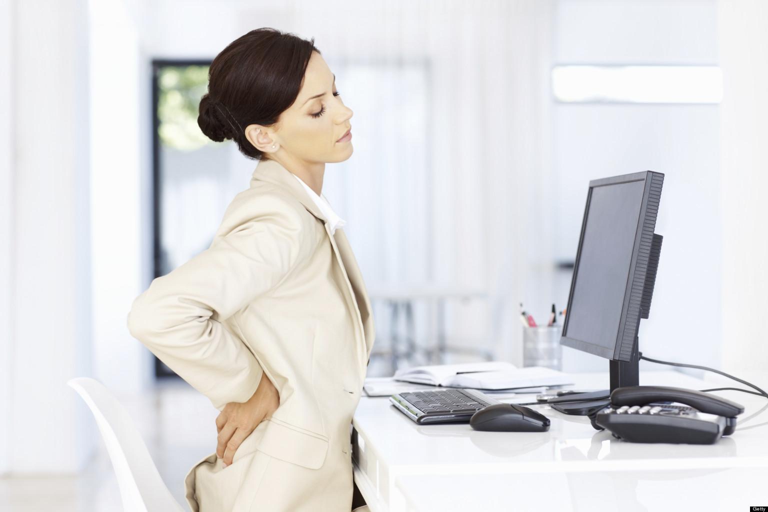 Когда болит спина и тяжело ходить что