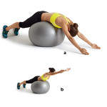 Зарядка для позвоночника при остеохондрозе