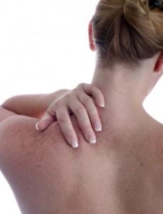 Симптомы остеохондроза плечевого сустава