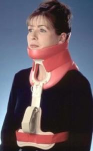 Корсет для шеи при остеохондрозе