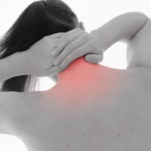 Боль при остеохондрозе в шее