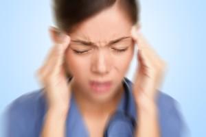 Как болит голова при остеохондрозе