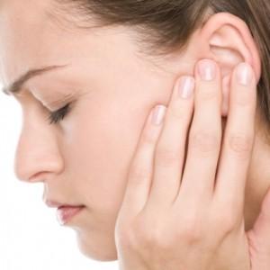Боль в ухе от пульсации