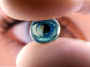 Влияние остеохондроза на глаза