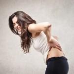 Обострение остеохондроза