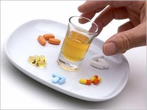 Приём лекарств по расписанию