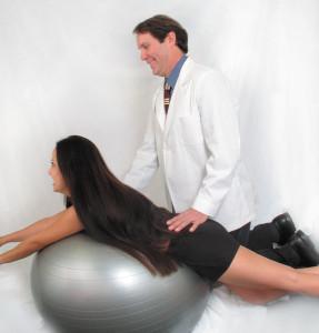 Лечебная физкультура при остеохондрозе позвоночника