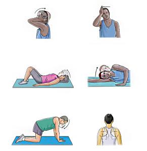 Бубновский упражнения при протрузии в шейном отделе видео
