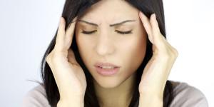 Шейный остеохондроз с головной болью