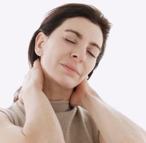 Остеохондроз шеи у женщины
