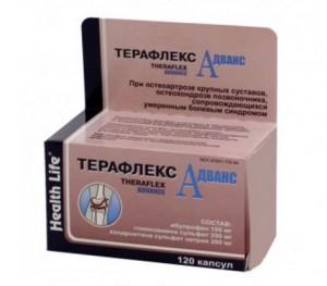 Упаковка Терафлекс