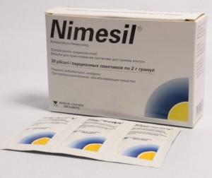 Лекарственный препарат Нимесил