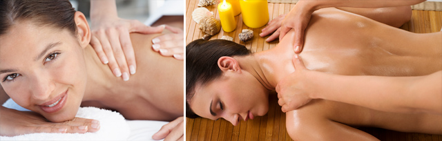 Лечебный массаж от остеохондроза