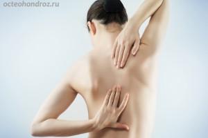 Лечение грудного позвоночника