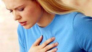 Боли в груди при остеохондрозе