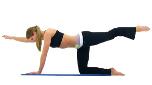 Упражнения для поясницы при остеохондрозе