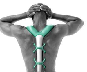 Массажер для спины при остеохондрозе