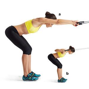 Зарядка для спины при остеохондрозе
