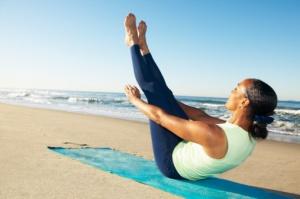 Лечебная физкультура при грудном остеохондрозе