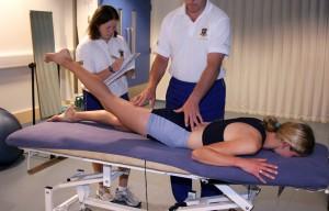Упражнения лфк при остеохондрозе