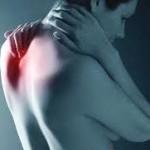 Лечение остеохондроза лопатки