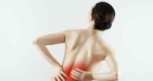 Боль в области позвоночника