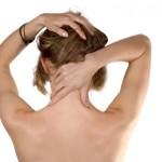 Самомассаж при шейном остеохондрозе
