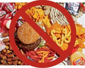 Запрещённые продукты