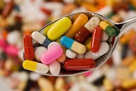 Приём обезболивающих лекарств
