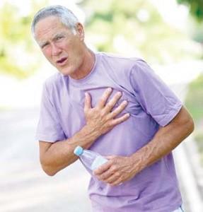 Боли в сердце при остеохондрозе