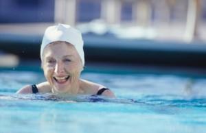 Плавание при шейном остеохондрозе