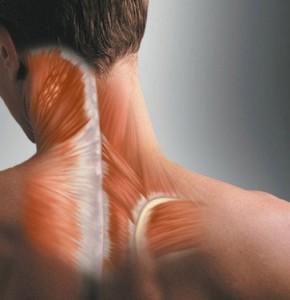 Болезненность шеи и мышц вокруг