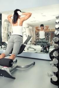 Укрепление спины при остеохондрозе