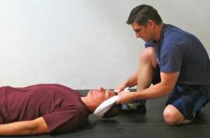 Упражнения при остеохондрозе шеи