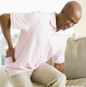 Боль при остеохондрозе