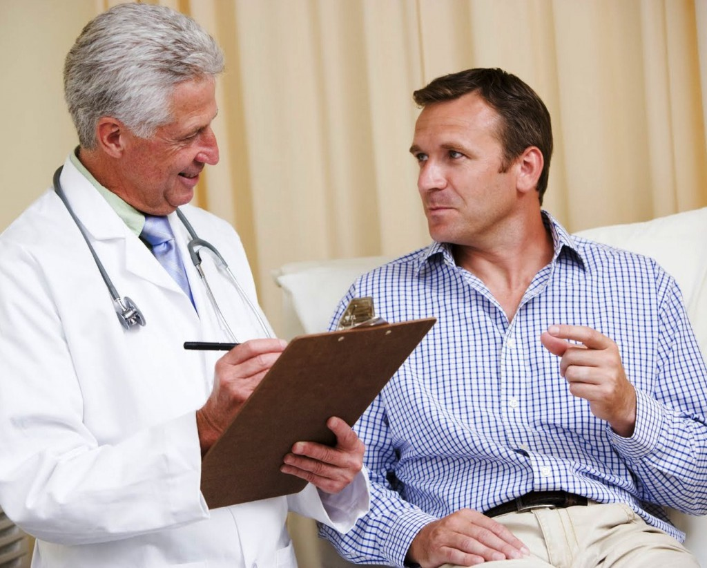 Назначение лечения специалистом