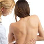 Нарушение осанки при остеохондрозе